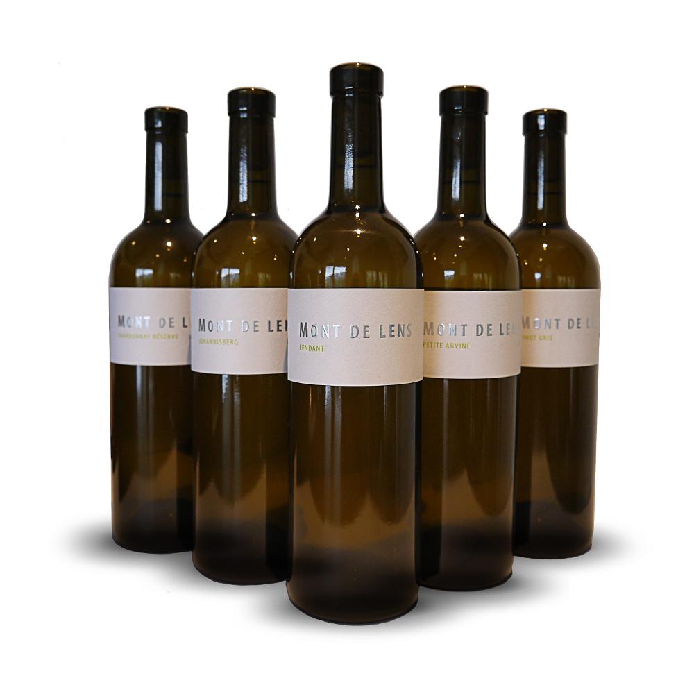 Vin blanc valais